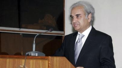 Former CJP Nasirul Mulk to take reigns as caretaker premier