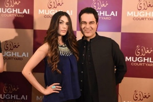 Launch of Mughlai Courtyard Islamabad Event Gallery