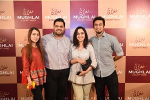 Launch of Mughlai Courtyard Islamabad Event Images