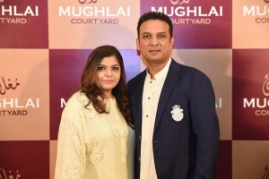 Launch of Mughlai Courtyard Islamabad Gallery