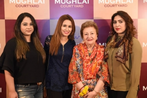 Launch of Mughlai Courtyard Islamabad Images