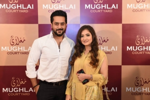 Launch of Mughlai Courtyard Islamabad Photos