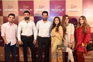 Launch of Mughlai Courtyard Islamabad Pics