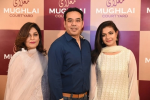 Launch of Mughlai Courtyard Islamabad Pictures