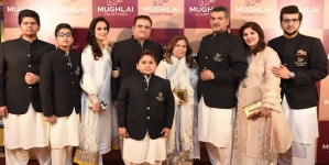 Launch of Mughlai Courtyard in Islamabad