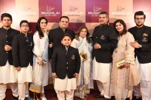 Mughlai Courtyard Launch