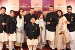Mughlai Courtyard Launch