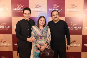 Mughlai Courtyard Red Carpet Islamabad Gallery