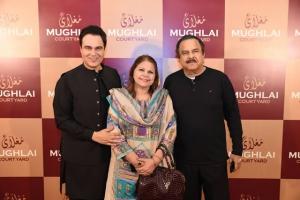 Mughlai Courtyard Red Carpet Islamabad Gallery