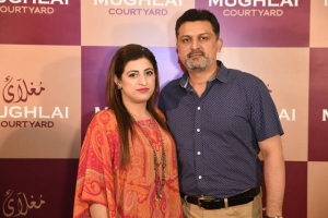 Mughlai Courtyard Red Carpet Islamabad Photos