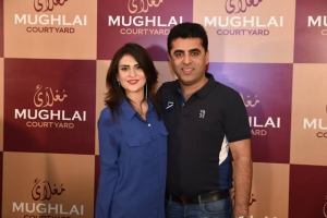 Mughlai Courtyard Red Carpet Islamabad Pics