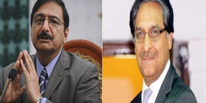 Zaka Ashraf, Jalil Abbas Jilani to be PPP nominees for caretaker PM