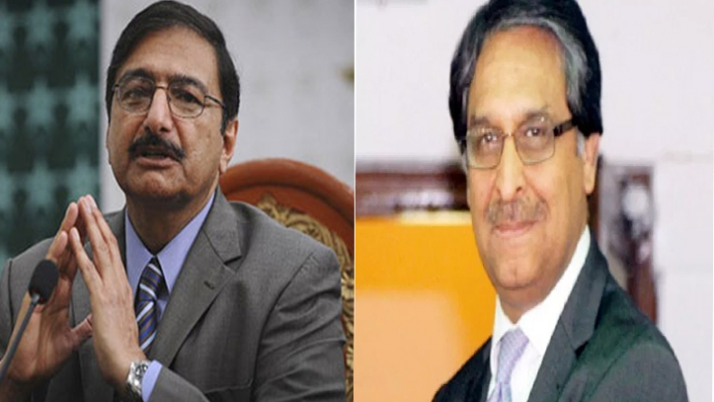 Zaka Ashraf, Jalil Abbas Jilani to be PPP nominees for caretaker PM