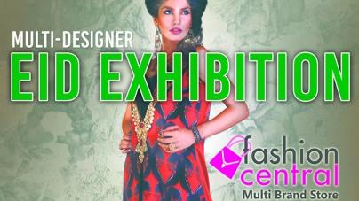 Multi Designer Eid Exhibition at FC Multi Brand Store Lahore