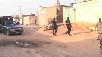 Four terrorists killed in CTD operation in Quetta
