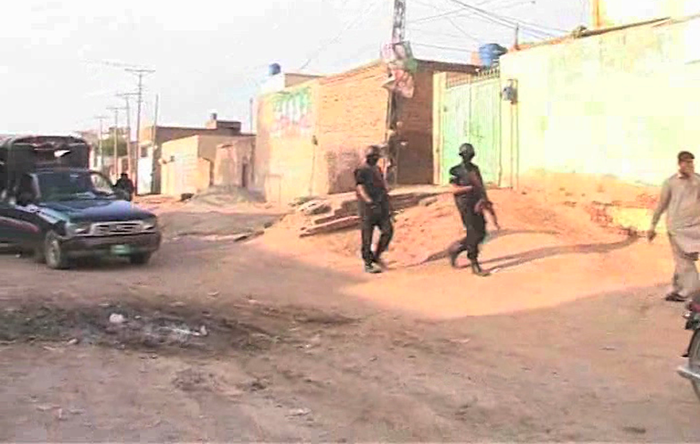 Four terrorists killed in CTD operation in Quetta