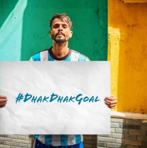 The Hype of Football Enhanced through Peek Freans Chocolicious' 'Dhak Dhak Goal'