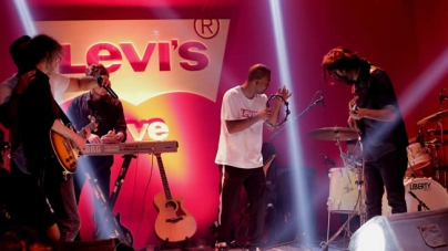Levi's Live Round Two Back with a Bang!