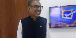 Arif Alvi — the Newly Appointed President of Pakistan