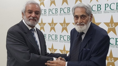 Ehsan Mani elected new PCB chairman