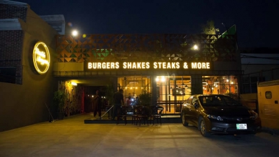 Jessie's Burgers – The Islamabad based Burger Joint now open in Lahore!