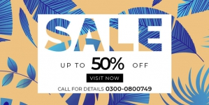 Amazing Designer Wear Sale at Fashion Central Multi Brand Store