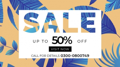 Amazing Designer Wear Sale at Fashion Central Multi Brand Store