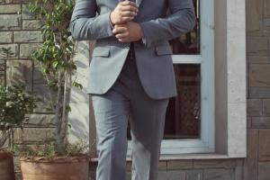 Andre Emilio Mens Suiting