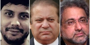 LHC Adjourns Hearing of Treason Case against Nawaz, Abbasi, Almeida till Oct 22