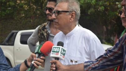 President Alvi files Acquittal Plea in PTV, Parliament Attack Cases