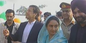 PM Imran performs ground-breaking of Kartarpur Corridor