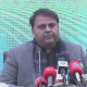 Fawad Ch Statement: PML-Q to raise matter with PM Khan