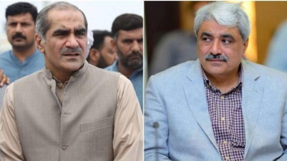 NAB arrests Saad Rafique, brother in Paragon housing scandal