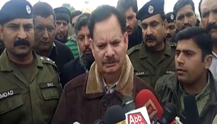 Sahiwal report cannot be submitted today: JIT head