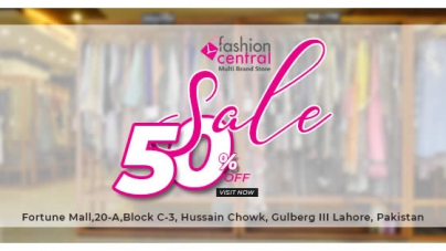 Fashion Central Multi Brand Store offers Grand Sale