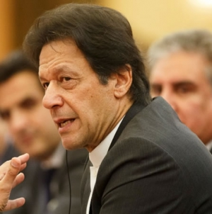 War Threat Over, says PM Imran