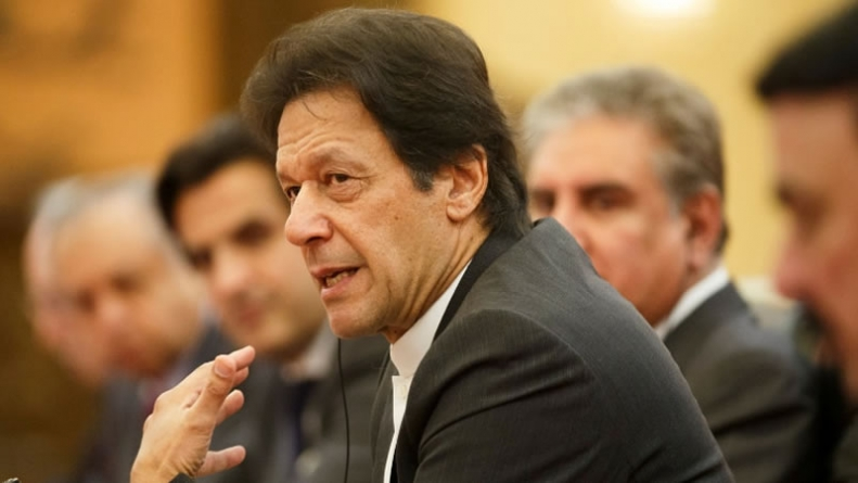 Pakistan will not be party to any internal conflict in Afghanistan: PM Imran Khan