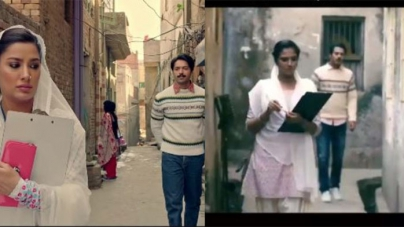 The video song of Load Wedding was copied by Bangladeshi singer