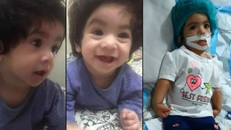 Paralyzed 9-month-old Nashwa Dies after Administration of Excessive Injection