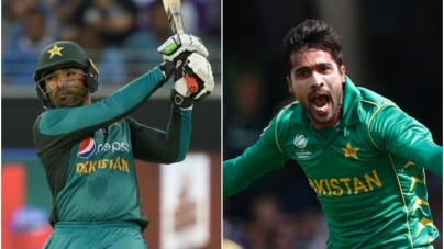 Asif Ali, Mohammad Amir to be included in Pakistan's World Cup squad