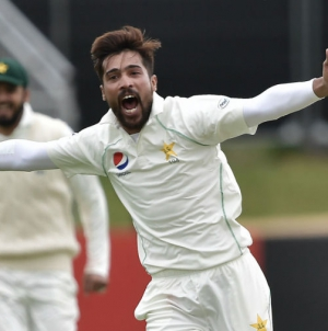 Mohammad Amir announces retirement from Test cricket