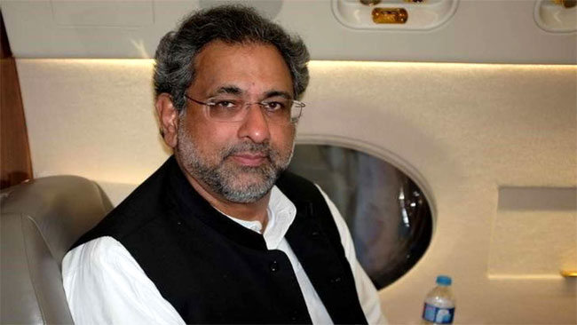 NAB arrests Shahid Khaqan Abbasi in LNG case