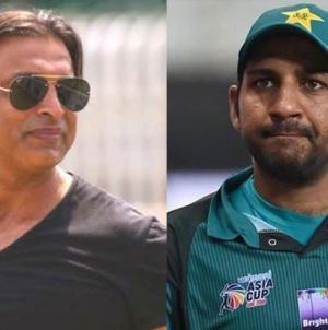 Shoaib Akhtar suggest Haris Sohail as replacement for Sarfaraz's captaincy