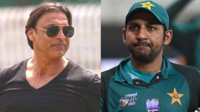 Shoaib Akhtar suggest Haris Sohail as replacement for Sarfaraz's captaincy