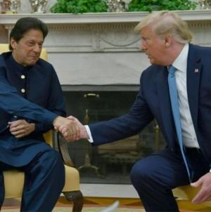 Trump praises Pakistan's role in 'progress' on Afghan peace