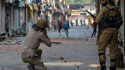 Kashmir: A place of Blood
