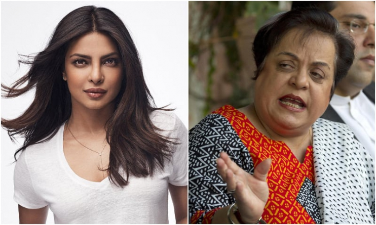 Shireen Mazari formally asks Unicef to remove Priyanka Chopra as goodwill ambassador