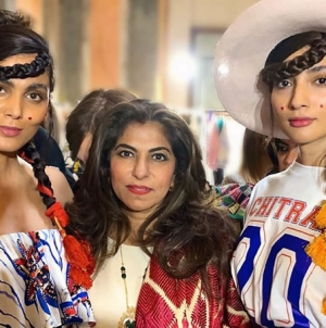 How Chitral stole the Show at Milan Fashion Week 2019