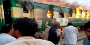 Death toll from Tezgam train fire reaches 73, scores injured