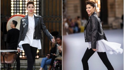 Mahira Khan aces Paris Fashion Week with diverse, glamorous looks
